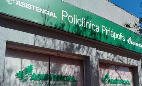 Policlínica Piriápolis