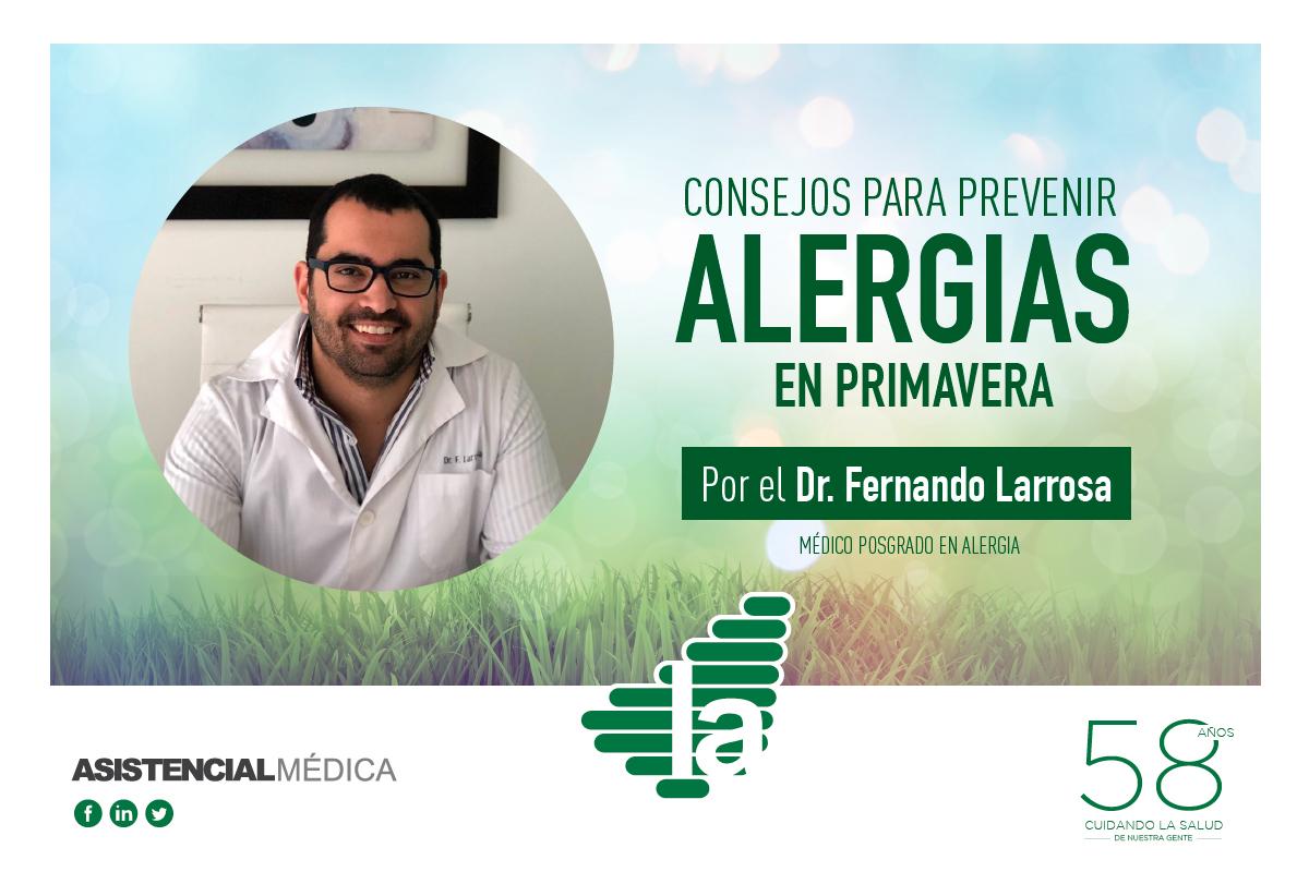 Consejos para prevenir alergias en primavera