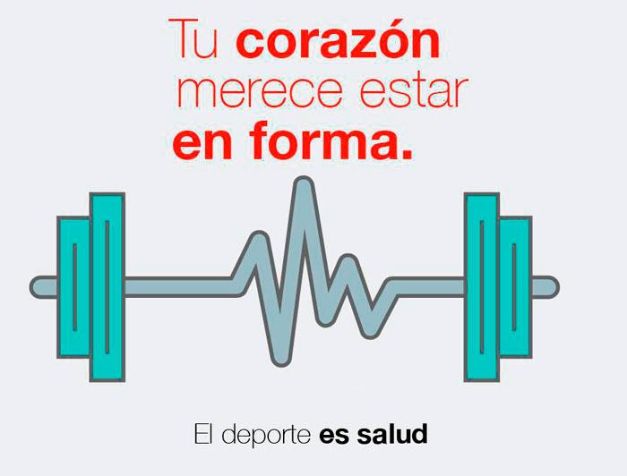 Tu corazón merece estar en forma